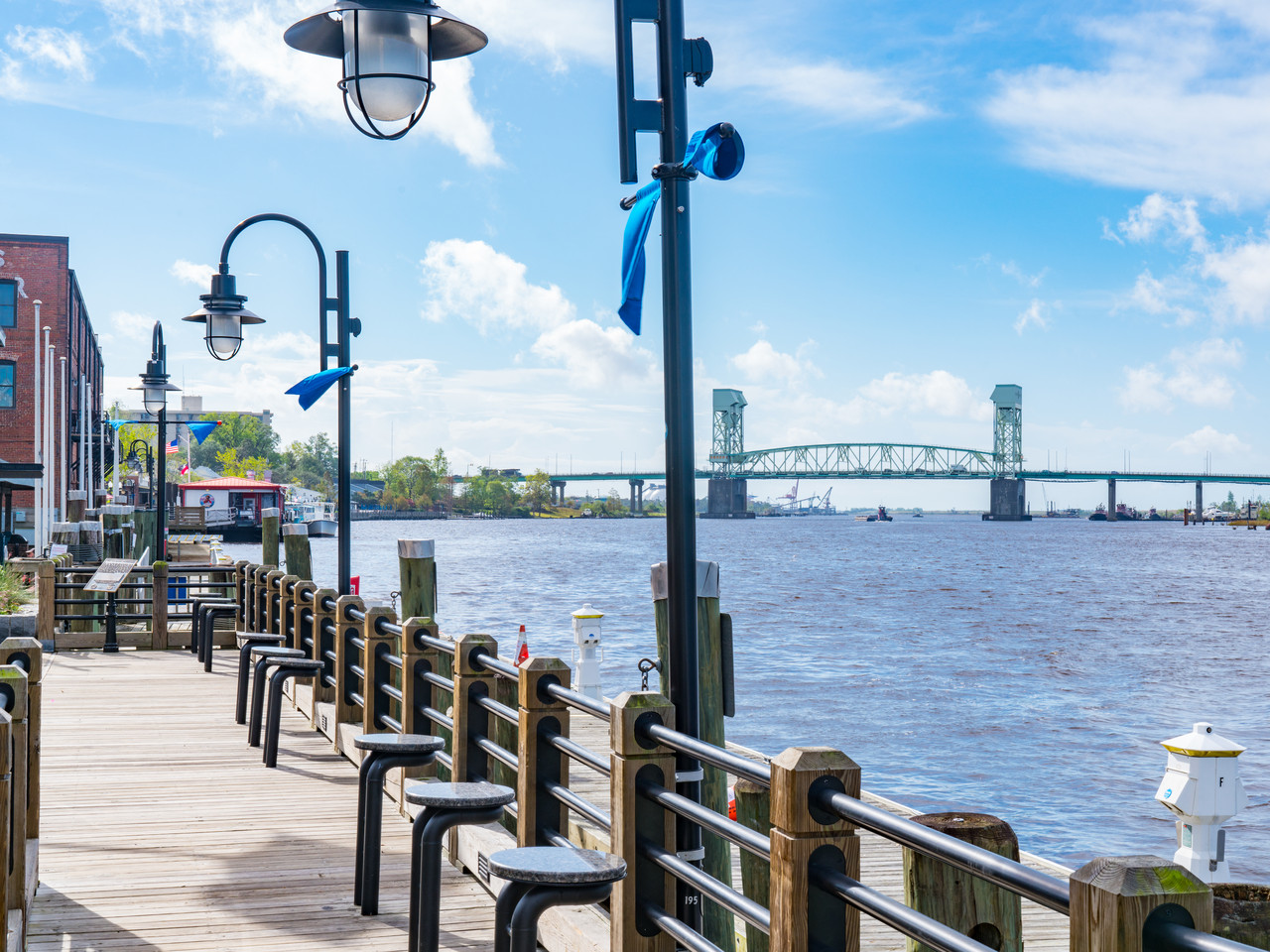 Wilmington studieophold i North Carolina