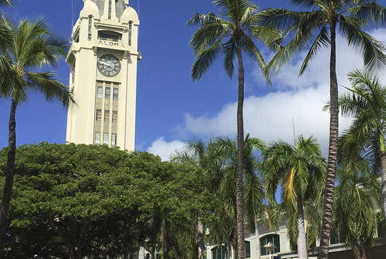 Hawaii Pacific University (HPU), Honolulu
