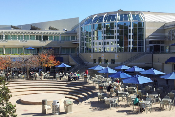 University of California, San Diego, USA. Study Abroad på UCSD